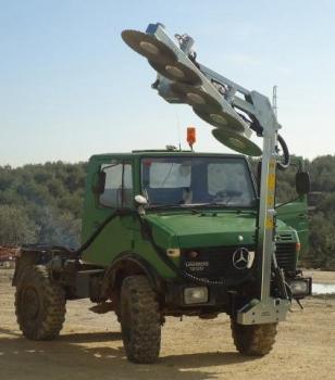 PREPODADORA 5 DISCOS PF-605 PF-555